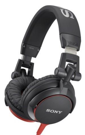 диджейские наушники Sony MDR-V55