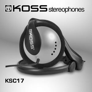 KOSS KSC17