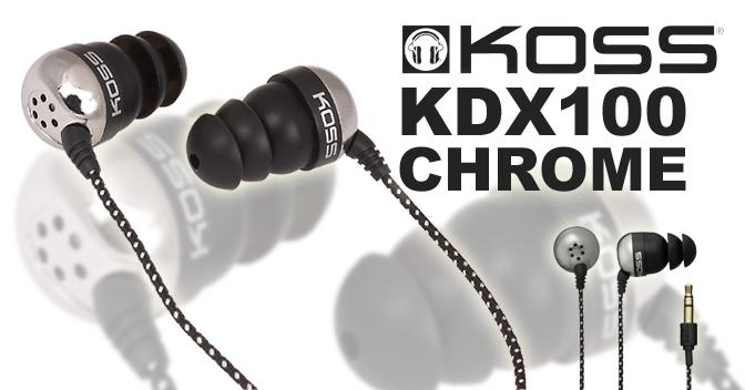 KDX100 CHROME