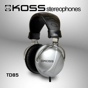 KOSS TD-85 main