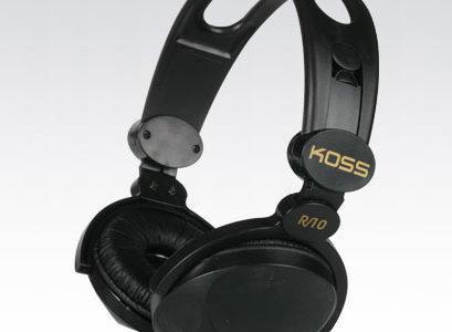 Koss R10 общий вид