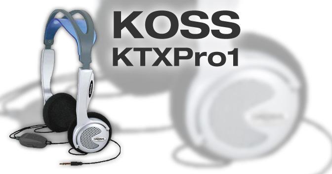 KOSS KTXPro1