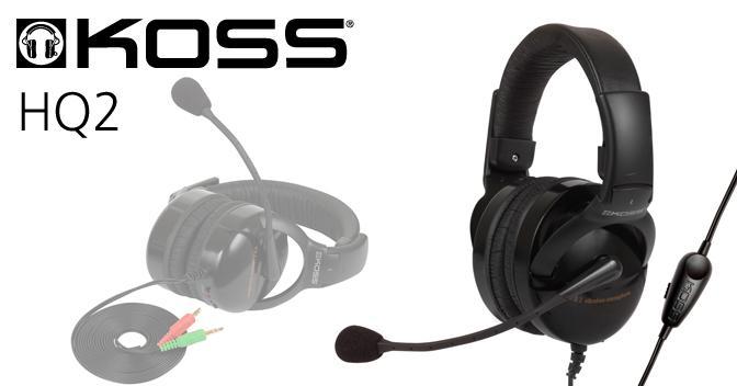 Koss HQ2 main