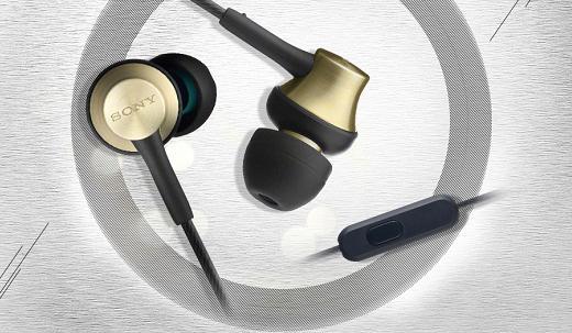 Проводная гарнитура Sony MDR-EX450AP