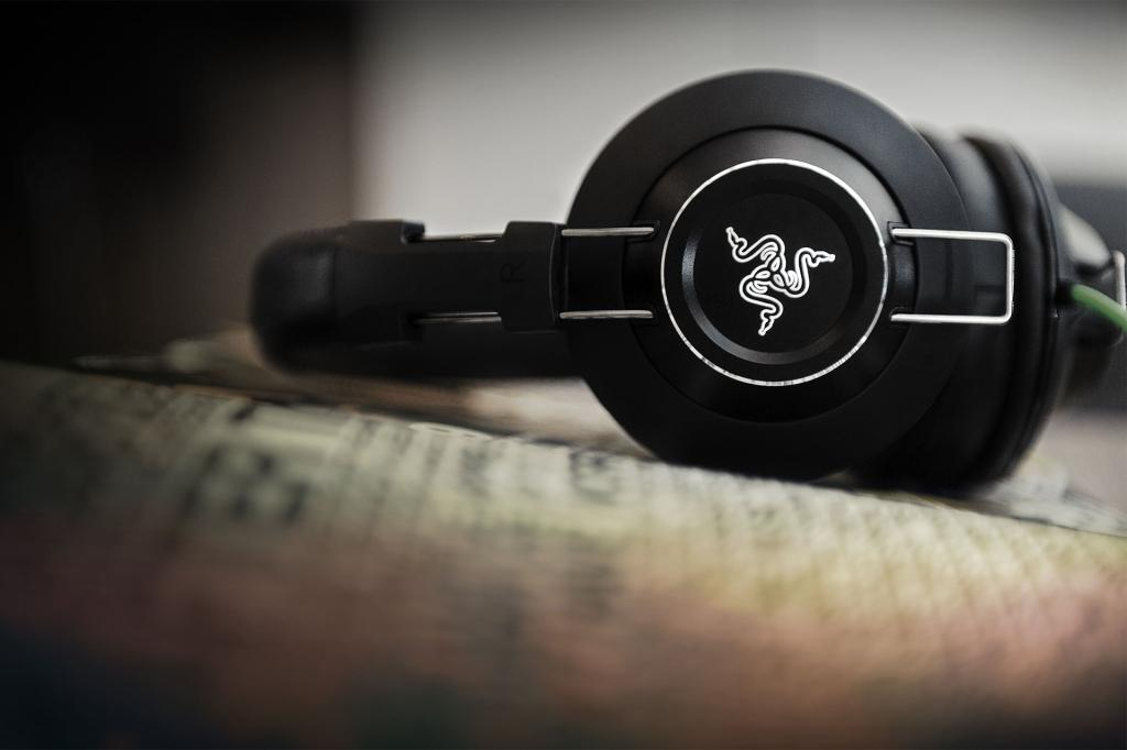 Auriculares Razer Adaro DJ
