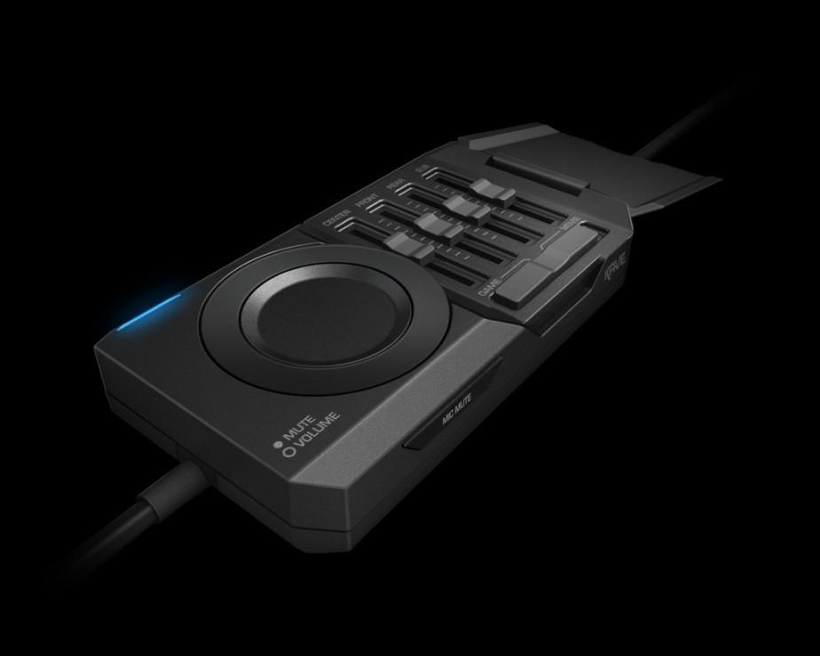 Наушники ROCCAT Kave Solid 5.1 звуковая карта