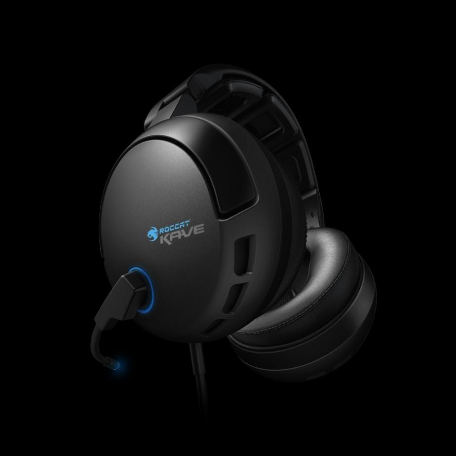 Наушники ROCCAT Kave Solid 5.1