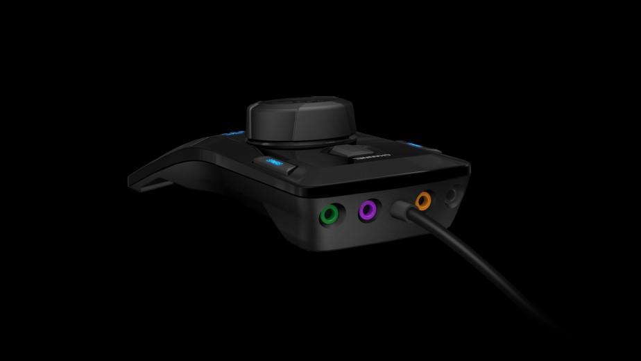 Наушники ROCCAT Kave XTD 5.1 Digital управление 1