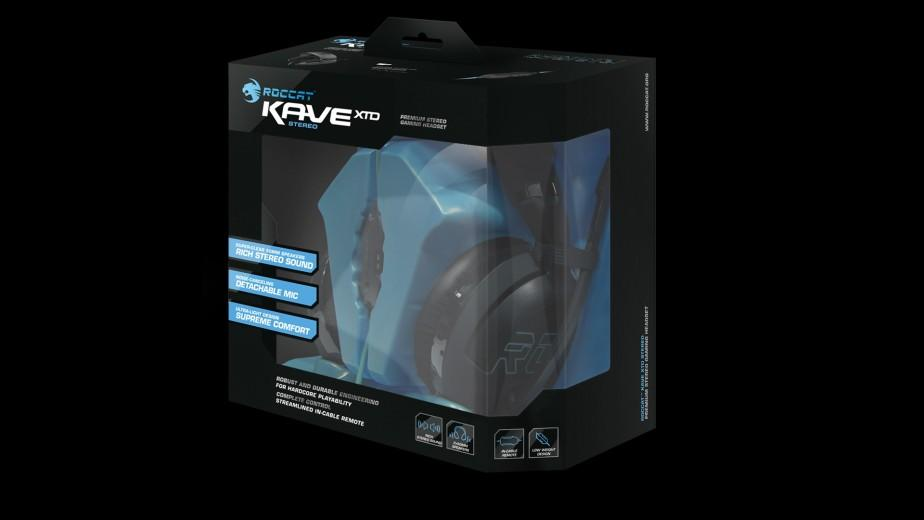 Наушники ROCCAT Kave XTD Stereo упаковка