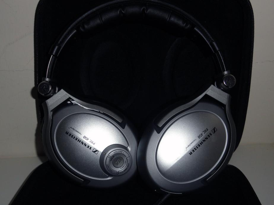 Наушники Sennheiser PXC 450 2