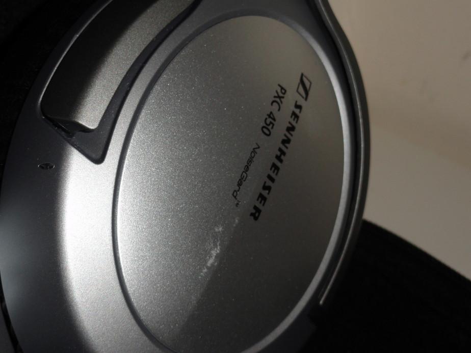 Наушники Sennheiser PXC 450
