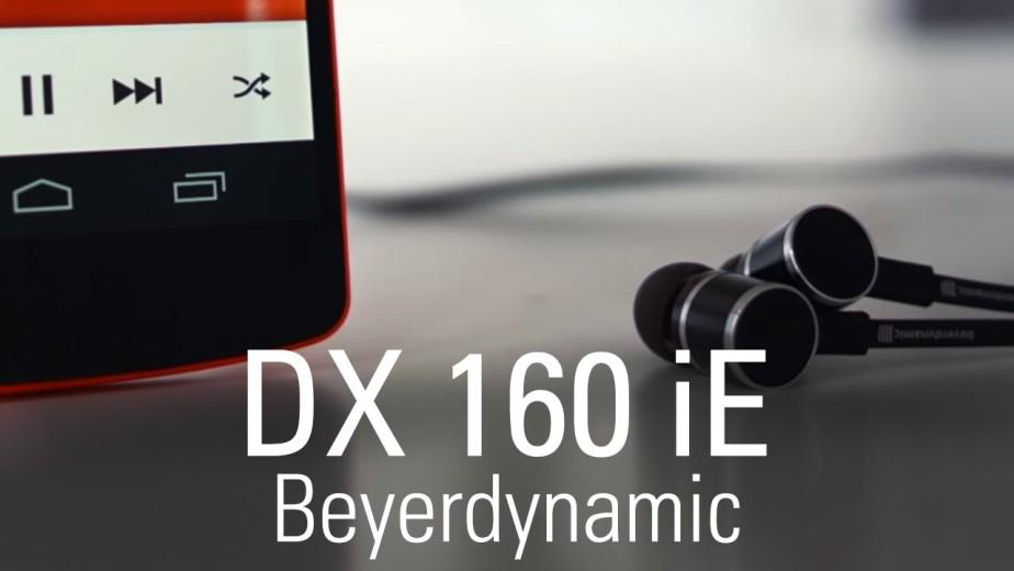 Beyerdynamic DX 160 iE 4