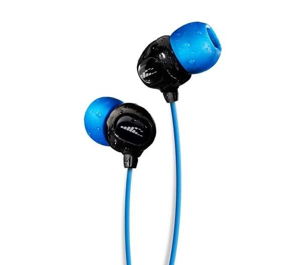 Водонепроницаемые наушники H2O Audio Surge