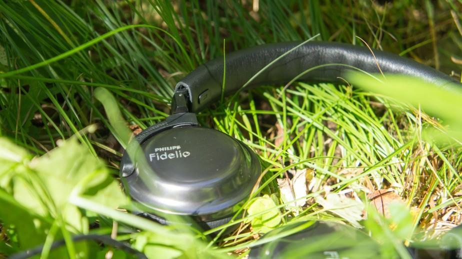 Наушники Philips Fidelio F1