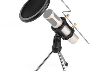 Микрофонный штатив