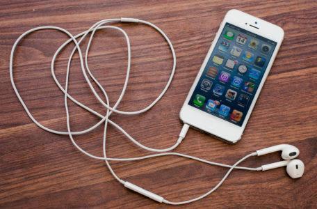 Внутриканальные наушники для Iphone