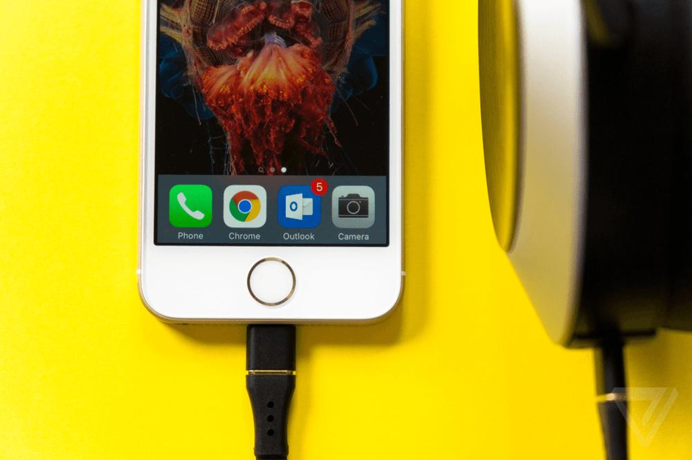 Вторая причина купить наушники Lightning для своего iPhone 7 - больше мощности