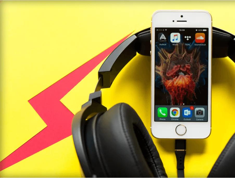 Apple Lighting Sound