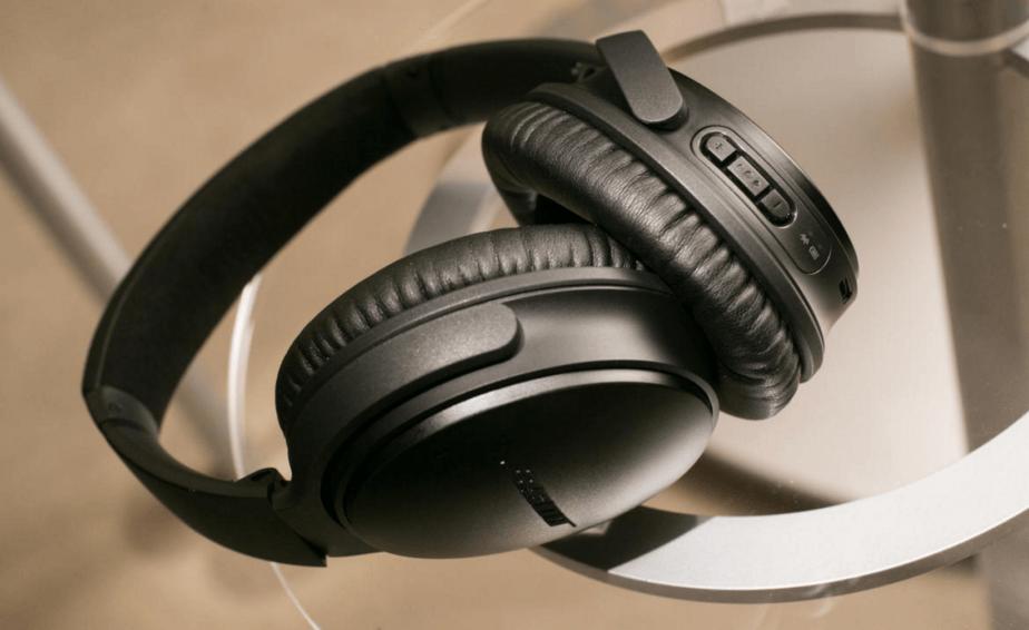 Беспроводные наушники с активным шумоподавлением Bose QuietComfort 35