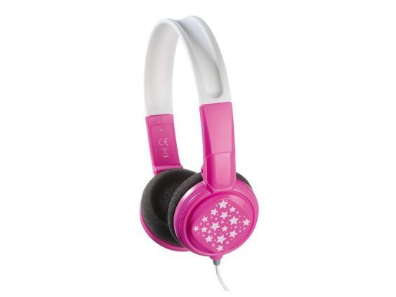 Наушники Go Travel Child Safe Headphones