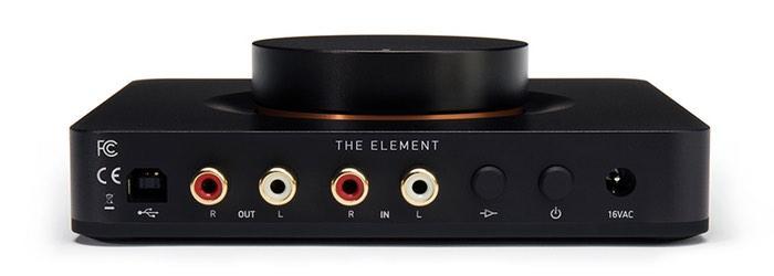 Усилитель для наушников Element от JDS Labs