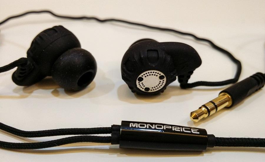 Наушники Monoprice 9927