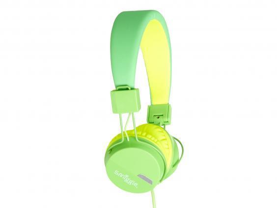 Наушники Smiggle Neon Headphones
