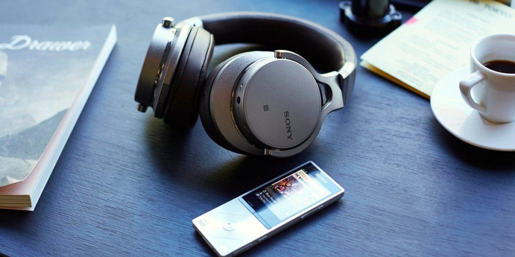 Беспроводные наушники Sony MDR-1ABT