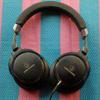 Наушники Audio-Technica ATH-MSR7