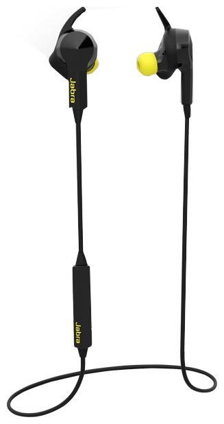 Беспроводные спортивные bluetooth наушники jabra sport pulse wireless