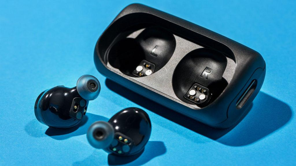 Беспроводные Bluetooth наушники Bragi