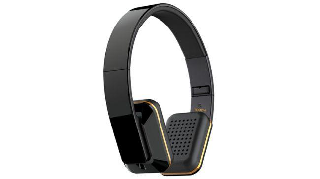 MEE audio Air-Fi Touch Advanced Bluetooth Wireless Headphones