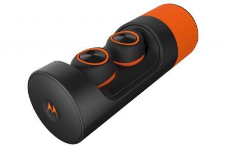 Motorola VerveOnes+ Bluetooth Earbuds