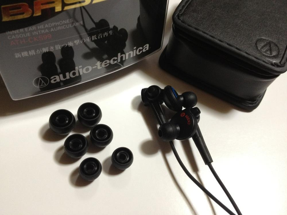 Audio-Technica ATH-CKS99