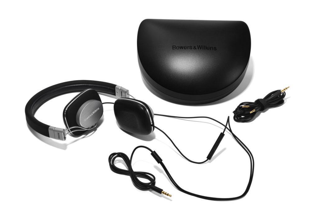 BMW Headphones Bowers & Wilkins P3 S2