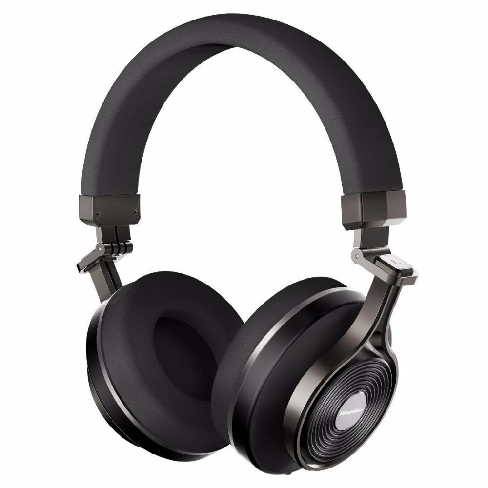 Беспроводные наушники Bluedio T3 Plus Bluetooth V4.1