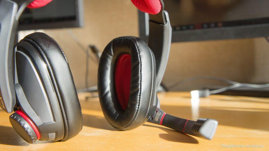Микрофон игровый гарнитуры Sennheiser GSP 350