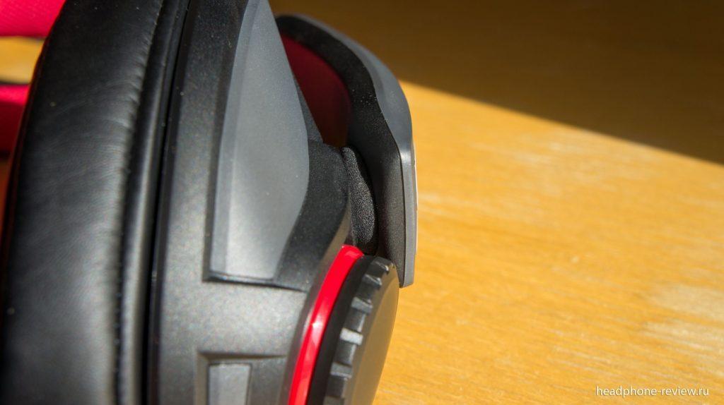Шарнир крепления чаш игровой гарнитуры Sennheiser GSP 350