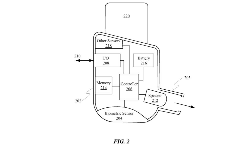 Earbuds с биометрическим датчиком