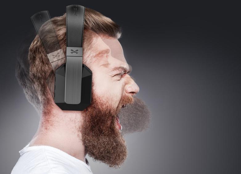 Ghostek soDrop 2 Series aptX Over-Ear Wireless Headphones