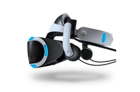 Mantis PSVR Headphones