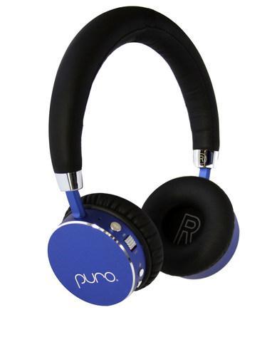 Безопасные беспроводные наушники для детей Puro Sound Labs BT 2200