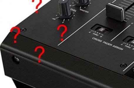 Pioneer DJM-2000 N+