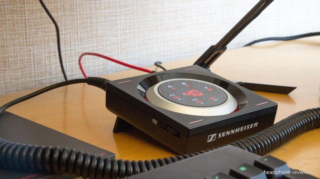 Игровой усилитель для наушников Sennheiser GSX 1200 Pro