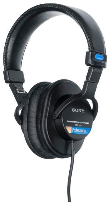 Наушники Sony MDR-7506