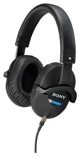 Мониторные наушники Sony MDR-7520