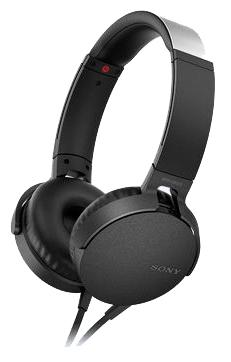 Накладные наушники Sony MDR-XB550AP