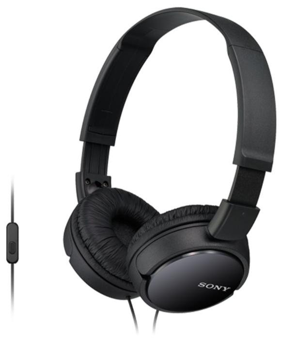 Накладные наушники Sony MDR-ZX110AP