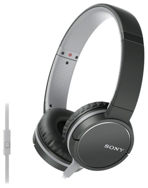 Накладные наушники Sony MDR-ZX660AP