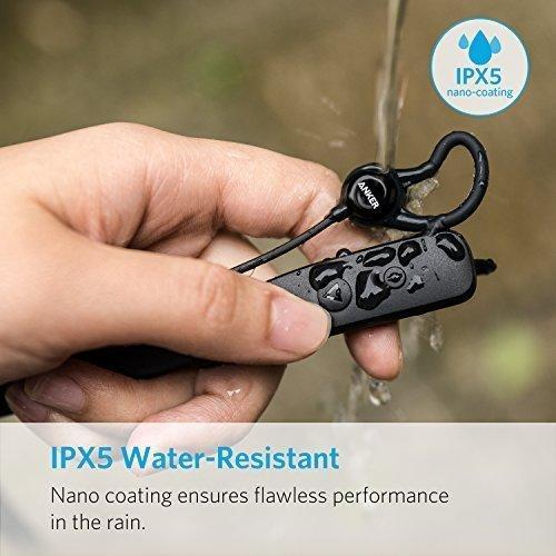 Наушники anker Soundbuds Lite с защитой от воды